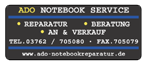 ADO Notebook Service