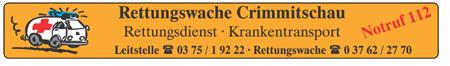 Rettungswache Crimmitschau