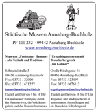 Städtische Museen Annaberg-Buchholz