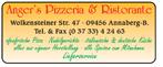 Anger´s Pizzeria & Ristorante