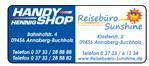 Handy Shop Hennig & Reisebüro Sunshine