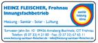 Heizung-Sanitär-Solar-Lüftung Heinz Fleischer
