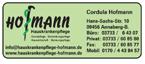 Hauskrankenpflege Hofmann