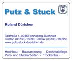 Putz & Stuck Dürichen