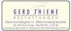 Bestattungen Gerd Thieme