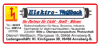 Elektro Weißbach