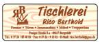 Tischlerei Rico Berthold