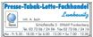 Presse Tabak Lotto Fachhandel Lunkewitz
