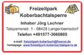Freizeitpark Koberbachtalsperre
