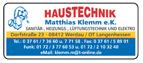 Haustechnik M. Klemm e. K.