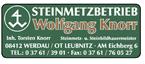 Steinmetzbetrieb W. Knorr