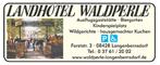 Landhotel Waldperle