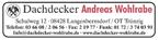 Dachdecker A. Wohlrabe