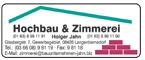 Hochbau & Zimmerei Jahn