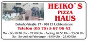 Heiko´s Pizza Haus