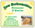 Restaurant & Pension Zum Kerkermeister