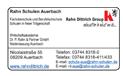 Rahn Schulen Auerbach  Rahn Dittrich Group