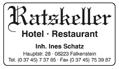 Hotel • Restaurant Ratskeller