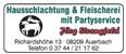 Hausschlachtung & Fleischerei Strangfeld