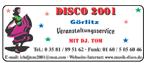 Disco 2001 Veranstaltungsservice