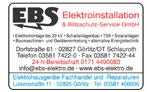 EBS Elektroinstallation & Blitzschutz-Service GmbH
