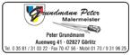 Malermeister Grundmann