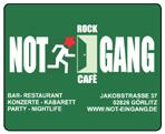 Rockcafe Notausgang