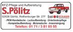 KFZ-Pflege und Aufbereitung Pölitz