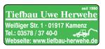 Tiefbau Uwe Herwehe