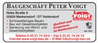 Baugeschäft Peter Voigt