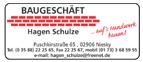 Baugeschäft Schulze