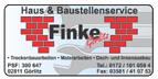 Haus & Baustellenservice Finke
