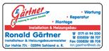 Installation & Heizungsbau Gärtner