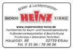 Maler- & Lackiermeister Heinz