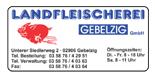 Landfleischerei Gebelzig GmbH