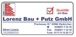 Lorenz Bau + Putz GmbH