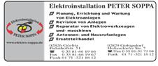 Elektroinstallation Soppa