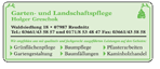 Garten- und Landschaftspflege Greschok