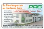 PRG Personen- u. Reiseverkehrs GmbH Greiz