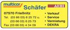 multicar Schäfer