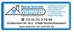 Bedachungen &Klempnerei Schmidt