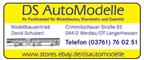 DS Auto Modelle