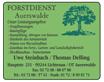 Forstdienst Auerswalde