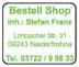 Bestell Shop Stefan Franz