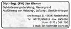 Dipl.-Ing. (FH) Jan Klemm