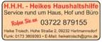 H.H.H. - Heikes Haushaltshilfe