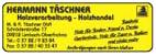 Hermann Täschner Holverarbeitung - Holzhandel