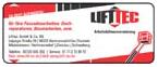 LIFTTEC Arbeitsbühnenvermietung
