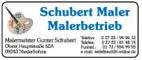 Schubert Maler Malerbetrieb