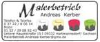Malerbetrieb Andreas Kerber